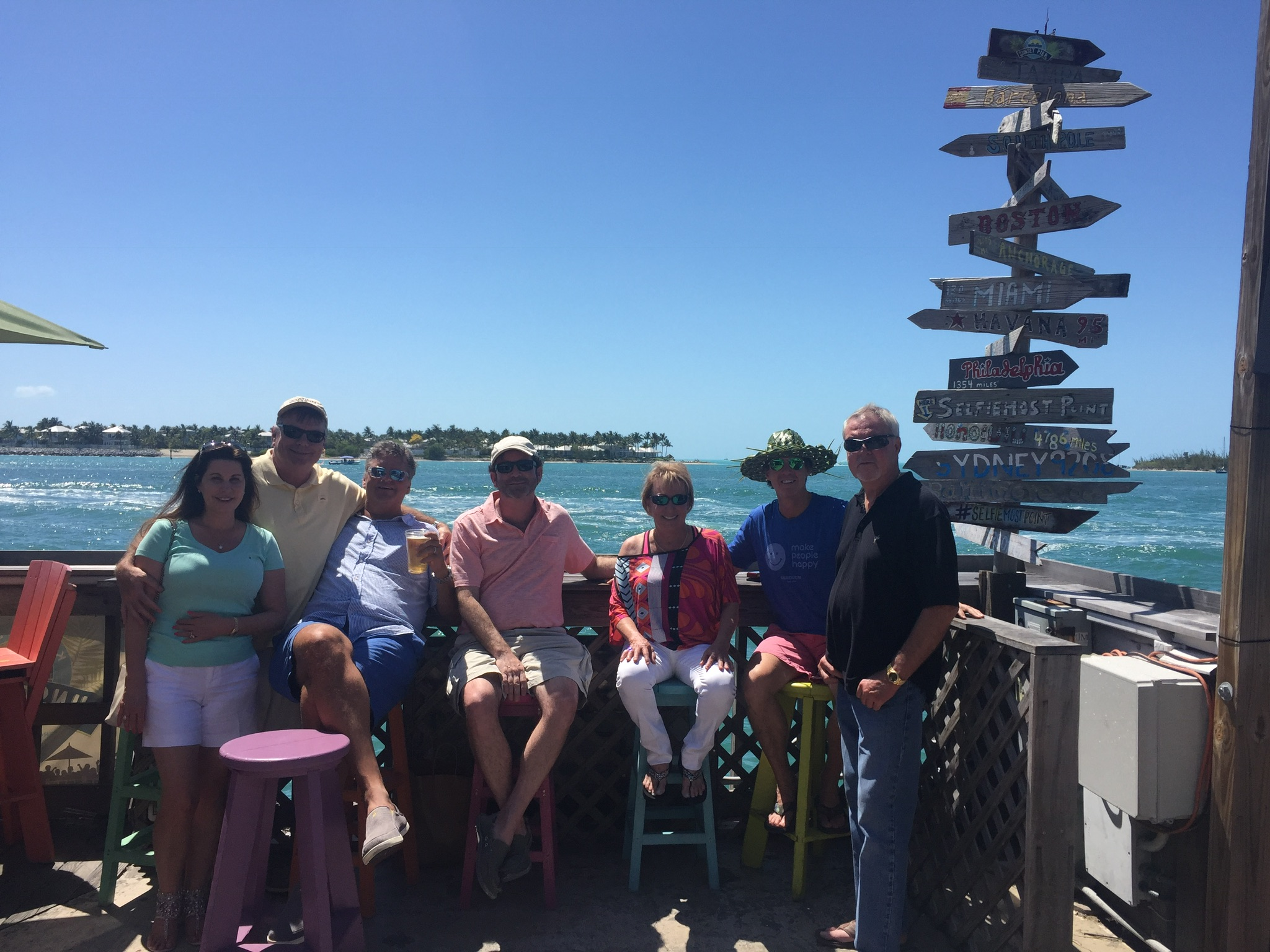 2017 Key West Luncheon Flyout